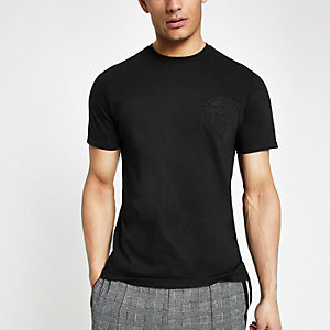 T-shirt slim « Prolific » noir