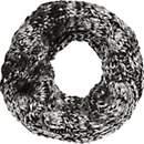 Boys grey twisted yarn snood