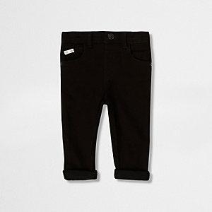 Zwarte skinny jeans voor mini boys
