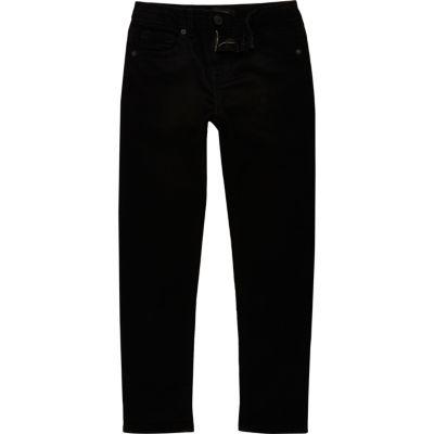 Dylan Zwarte smalle jeans voor jongens