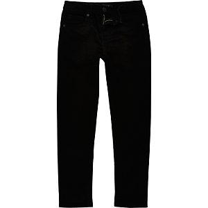 Dylan - Zwarte smalle jeans voor jongens