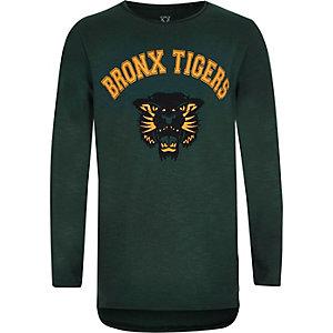 T-shirt imprimé Bronx pour garçon