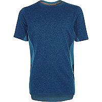 T-shirt RI Active bleu pour garçon