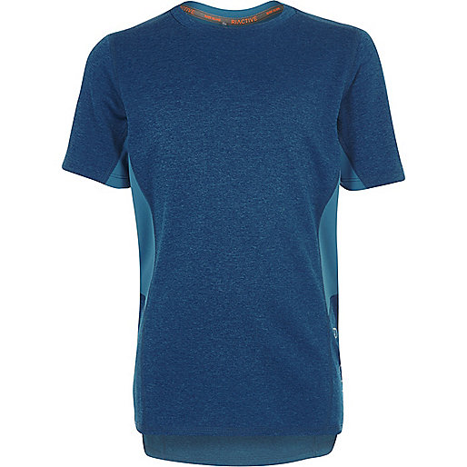 Boys RI Active blue T-Shirt