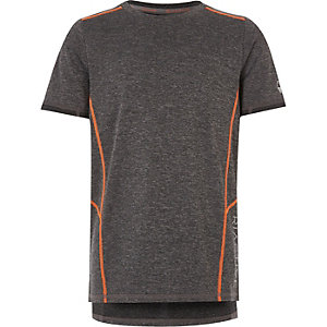 RI Active – Graues T-Shirt