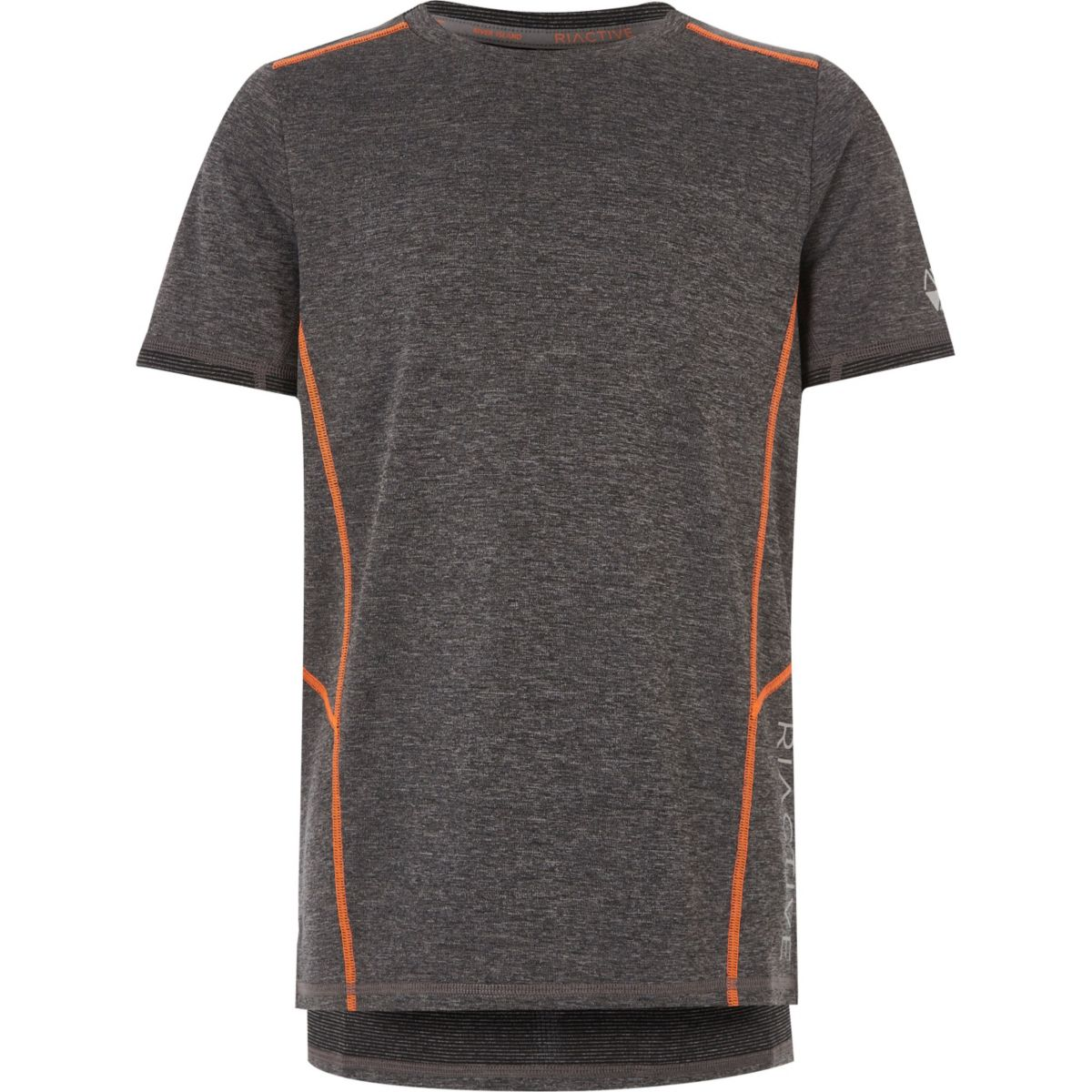 Boys RI Active grey T-Shirt