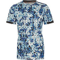 Boys RI Active geometric T-Shirt