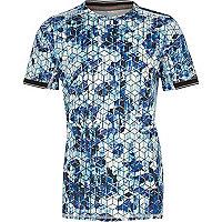 T-shirt RI Active motif géométrique pour garçon