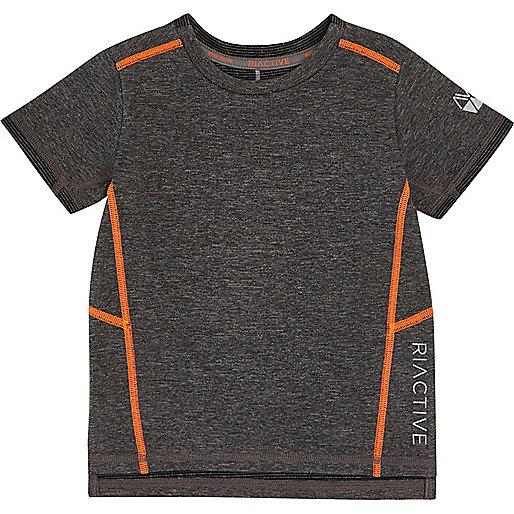 Mini boys RI Active grey T-shirt