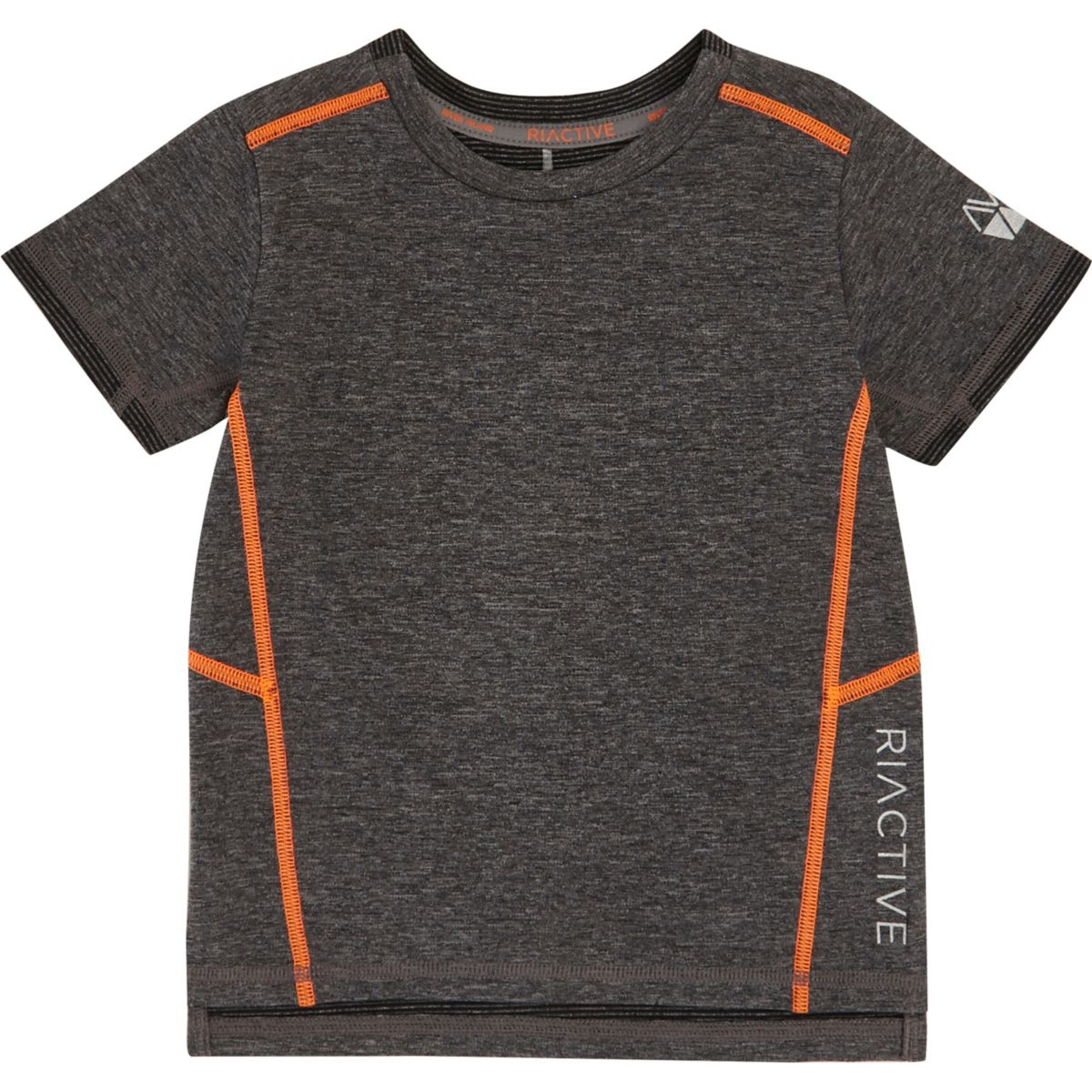 Mini boys RI Active grey T-shirt