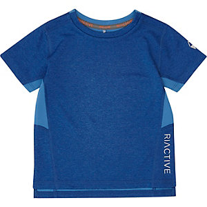 Mini Boys RI Active blue T-Shirt