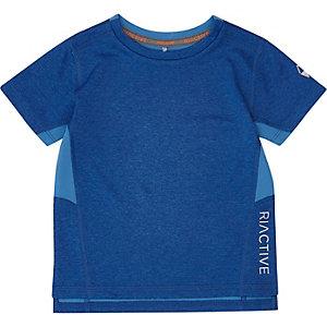 T-shirt RI Active bleu mini garçon