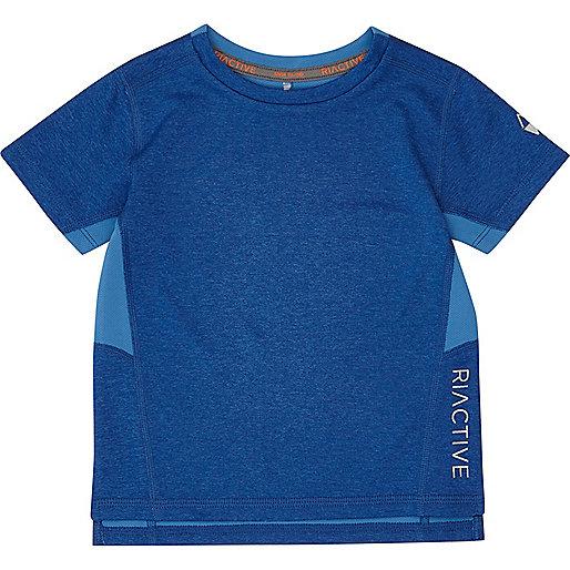 Mini Boys RI Active blue T-Shirt