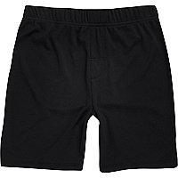 RI Active – Schwarze Shorts für Jungen