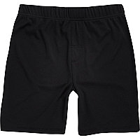Boys RI Active black shorts