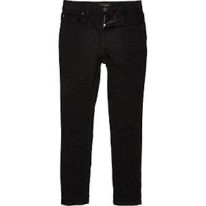 Sid – Schwarze Skinny Fit Jeans