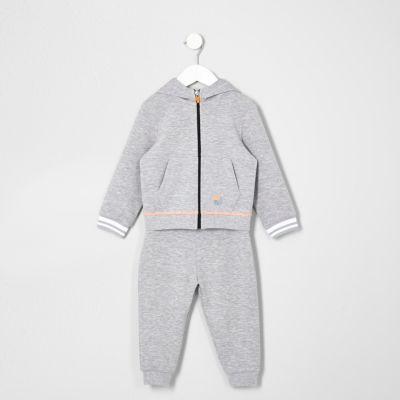 Mini RI Active hoodie en joggingbroek voor jongens