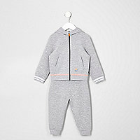 Mini boys RI Active hoodie and joggers set
