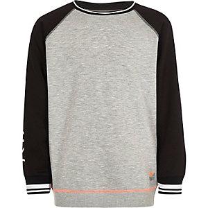 RI Active – Graues Sport-Sweatshirt