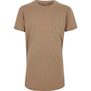 Boys stone T-shirt