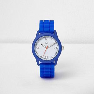 Boys blue sports watch