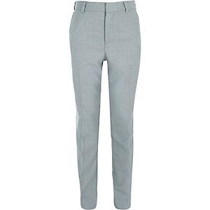 Lichtblauwe pantalon voor jongens