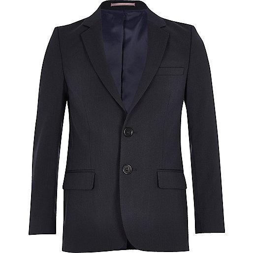 veste de costume bleu marine pour gar on vestes de costume costumes gar on. Black Bedroom Furniture Sets. Home Design Ideas