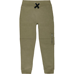 Jogginghose in Khaki