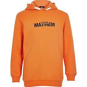 "Oranger Hoodie ""Mayhem"""