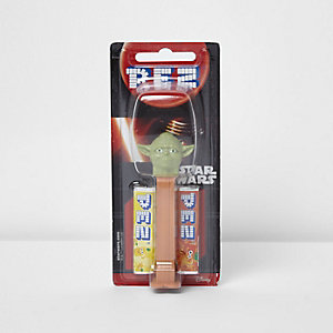 Boys white Pez Star Wars dispensers