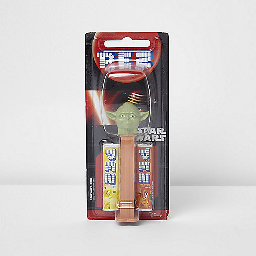 White Pez Star Wars dispensers