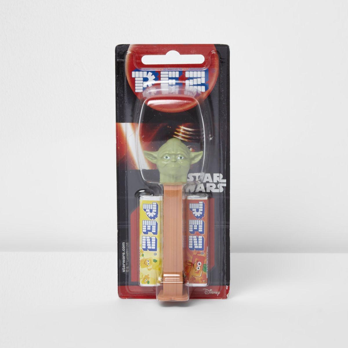 White Pez Star Wars dispensers