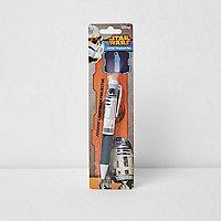 Boys silver Star Wars beam pen