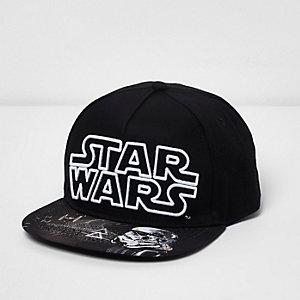 Casquette « Star Wars » à visière plate garçon