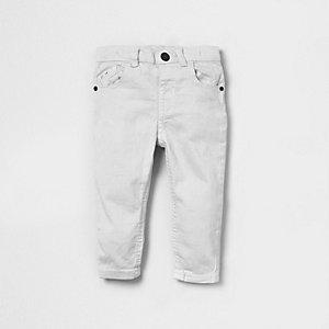 Sid – Weiße Skinny Jeans