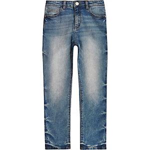 Dylan – Blaue authentische Slim Jeans