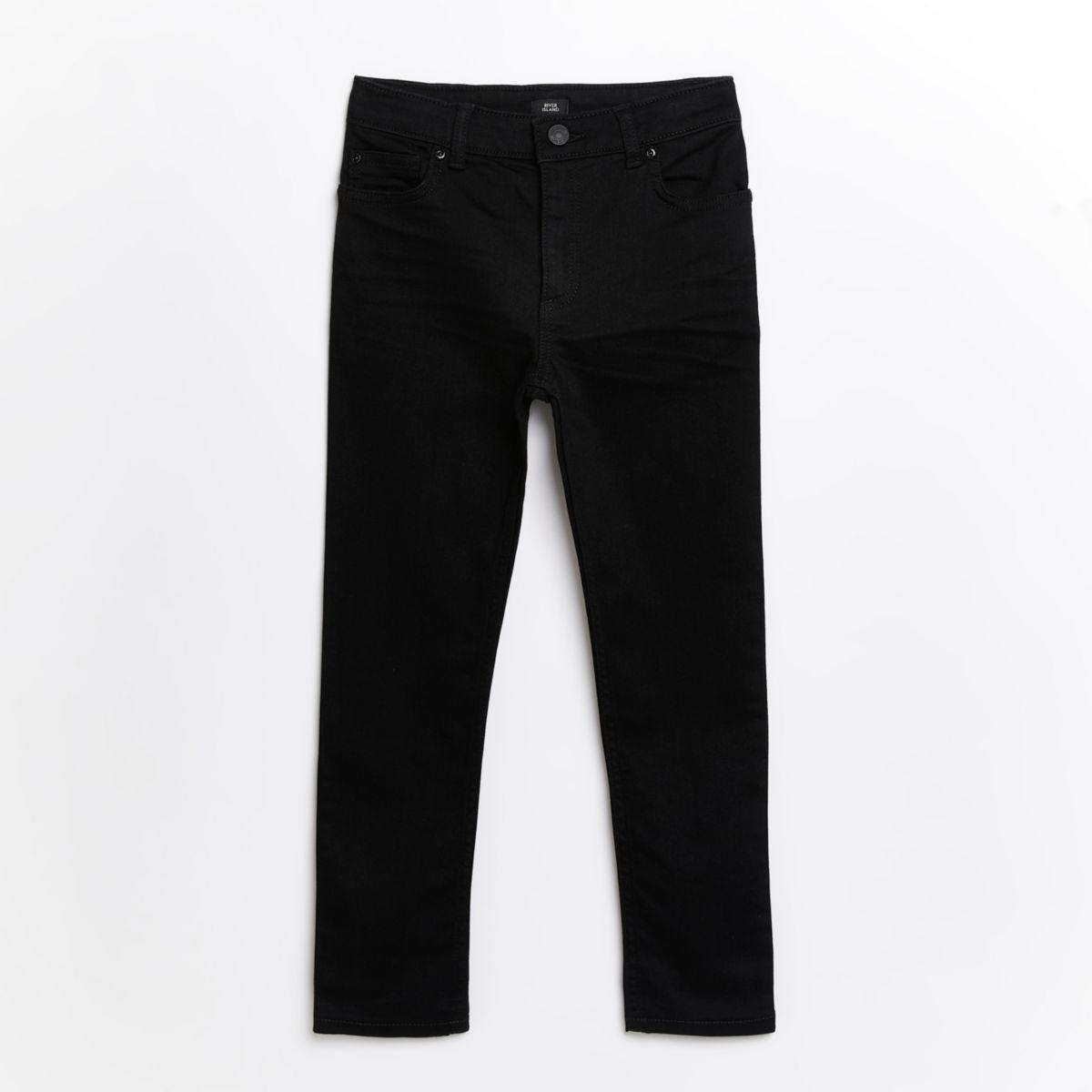 Sid - Zwarte skinny jeans voor jongens