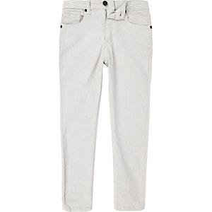 Sid – Steingraue Skinny Jeans