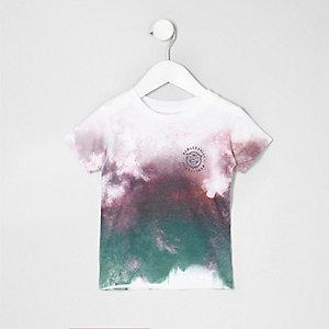 T-Shirt mit Abdruckprint