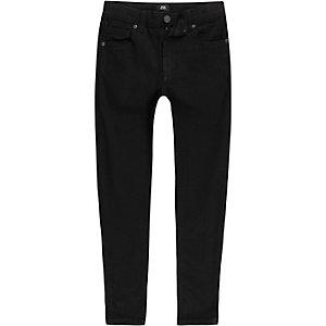 Boys black Danny super skinny jeans