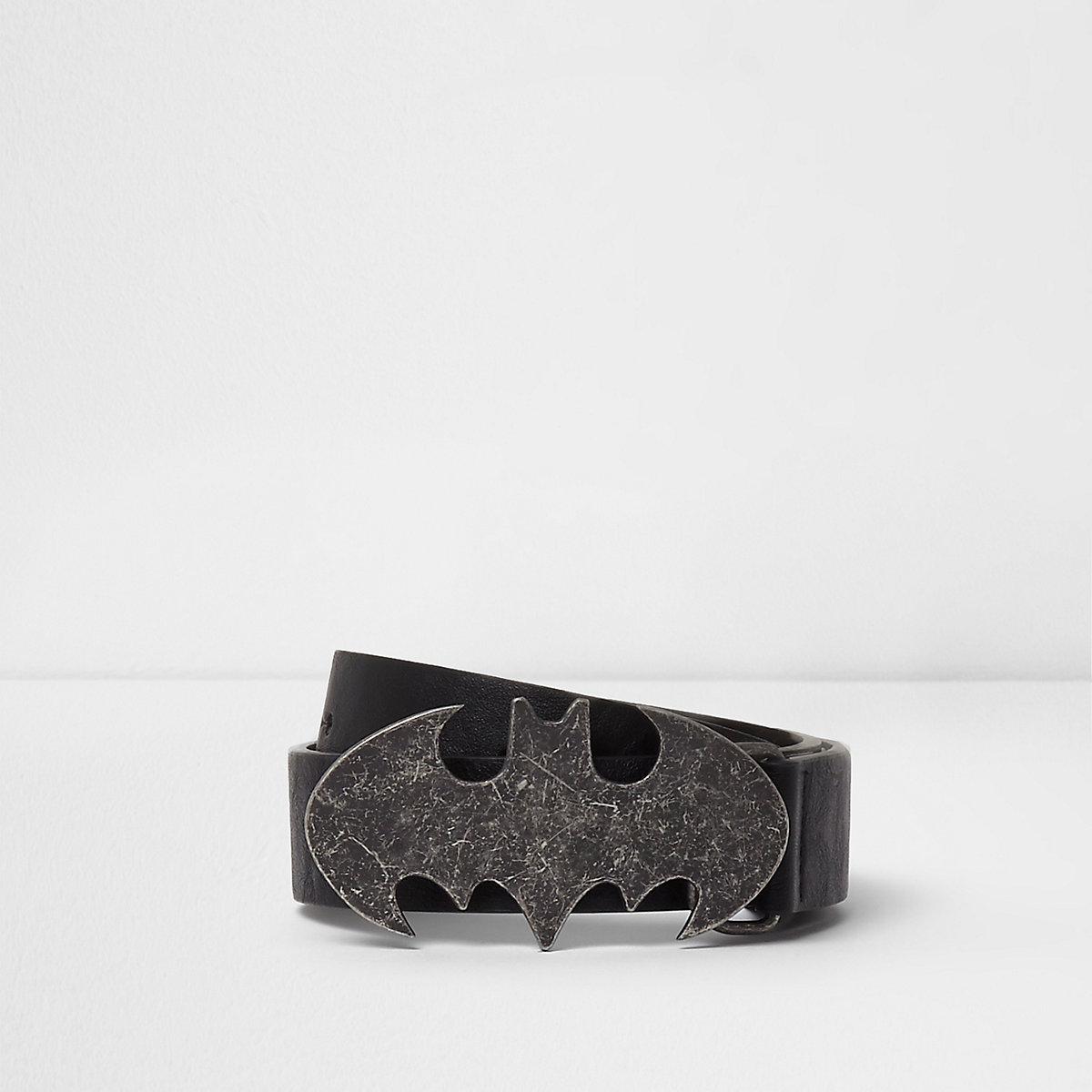 Schwarzer Batman Gürtel