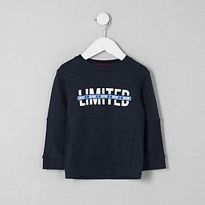 Mini - 'Limited edition' sweatshirt voor jongens