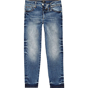 Boys blue Jimmy slim fit tapered jeans