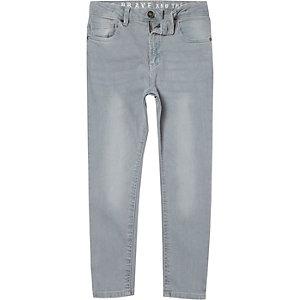 Sid - Vaalblauwe skinny jeans voor jongens