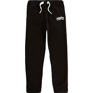 Original Penguin - Zwarte joggingbroek voor jongens