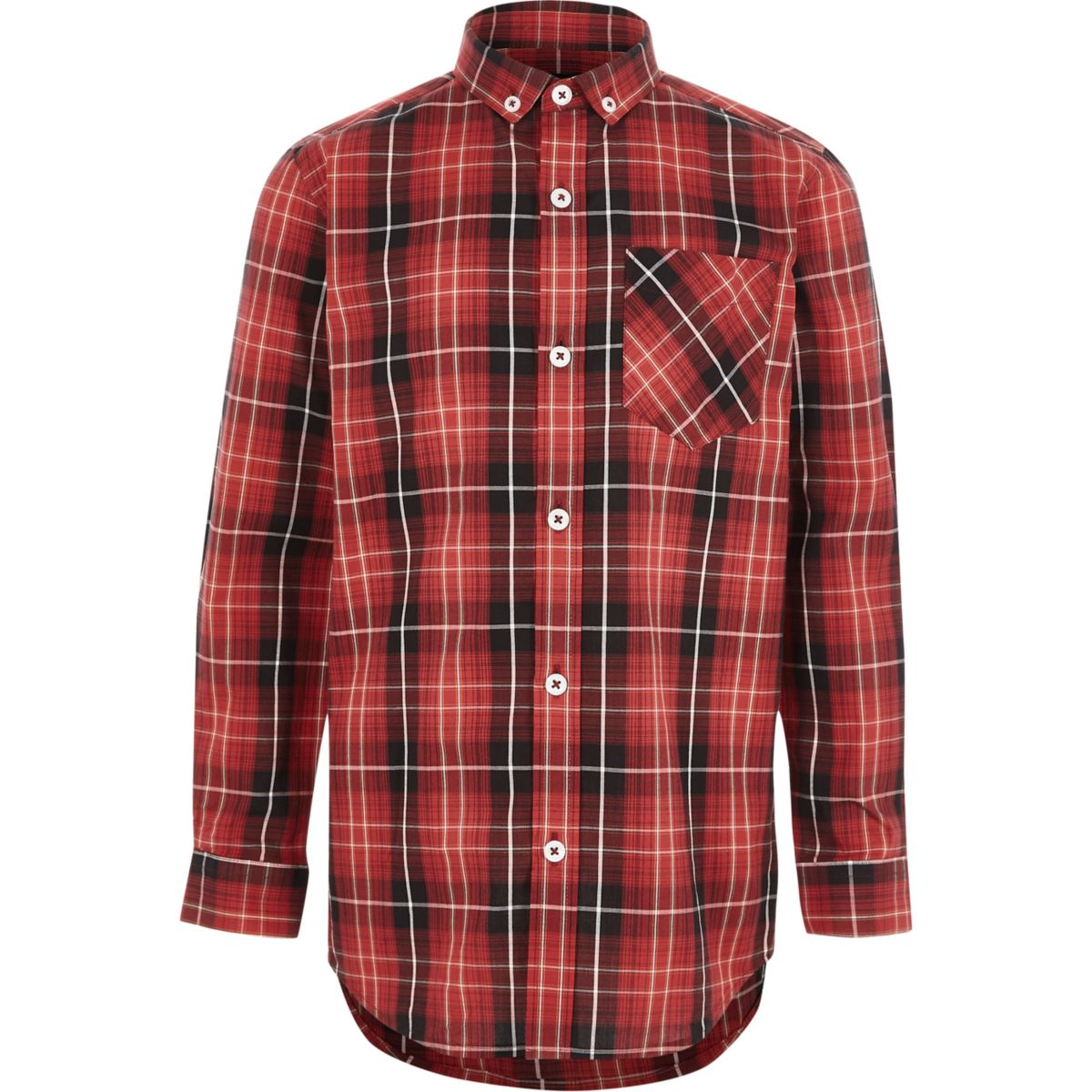 Competitive Red L Long Sleeves online, Gamiss offers you Check Panel Long Sleeve Shirt at $, we also offer Wholesale service.