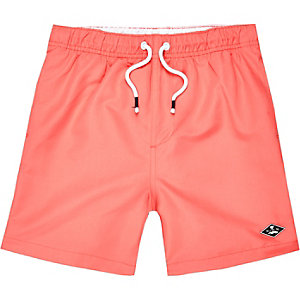 Boys coral swim shorts