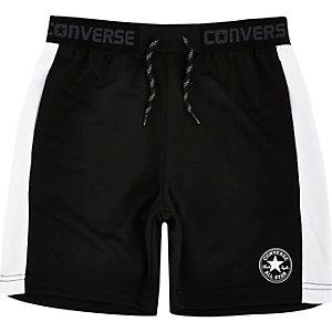 Short noir Converse pour garçon
