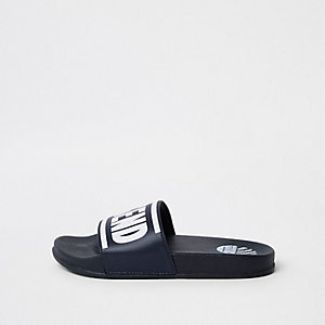 Boys blue 'true legend' sliders