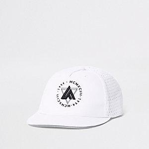 """Weiße Kappe """"LA"""""""